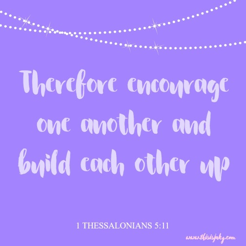1 Thessalonians 5111