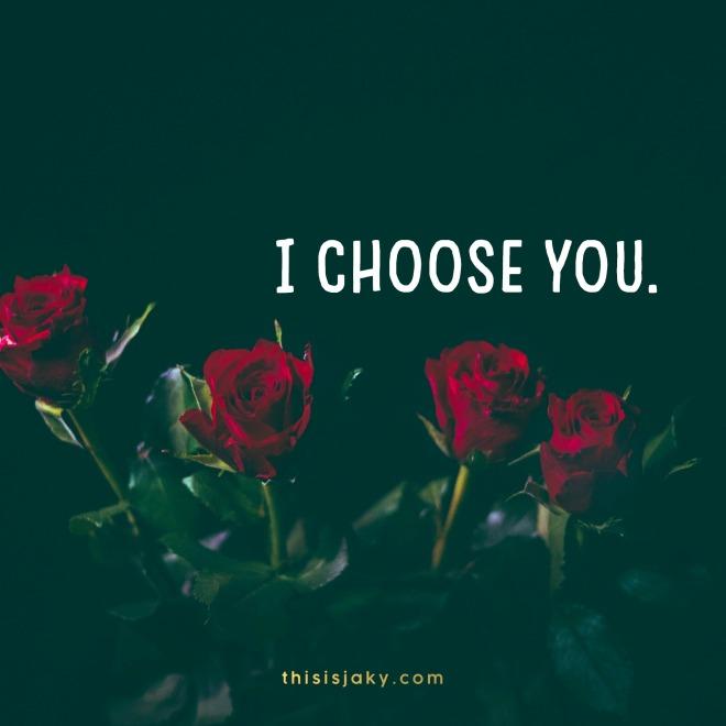 chose yiou