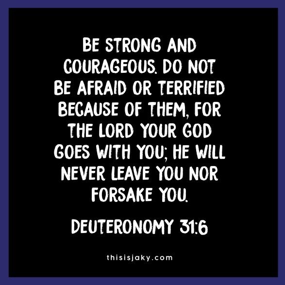 Deuteronomy 31_6