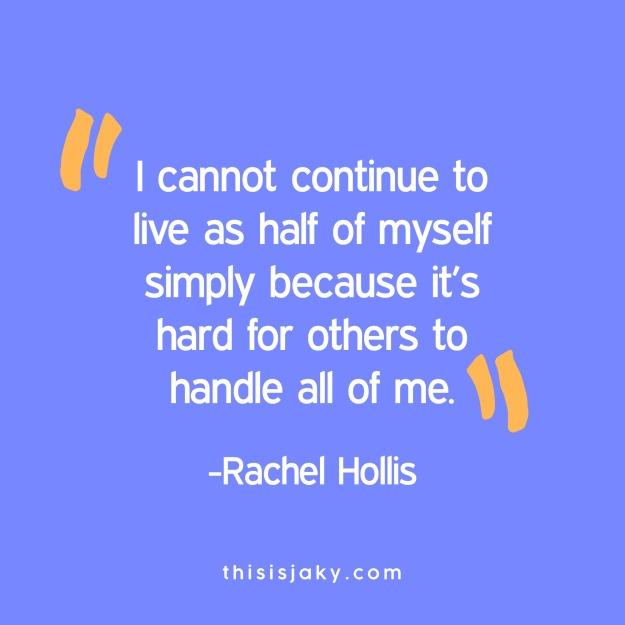 Rachel Hollis quote 2