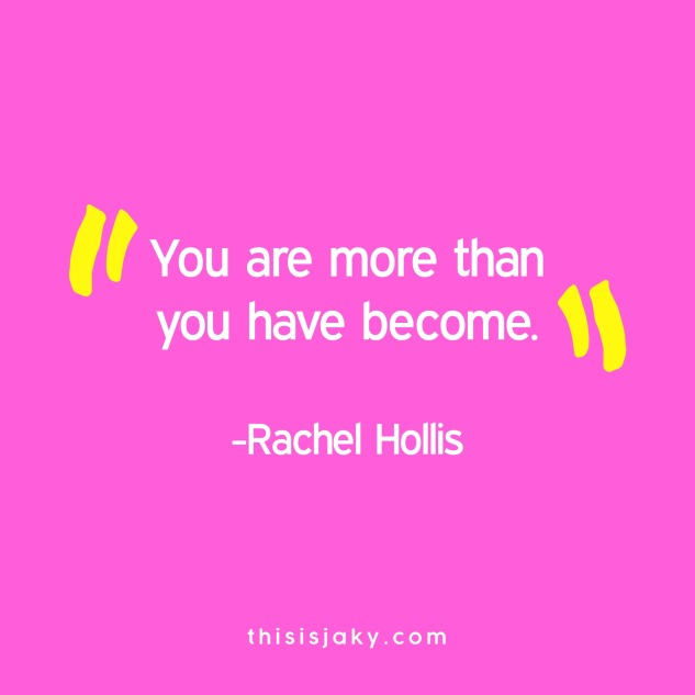 Rachel Hollis quote