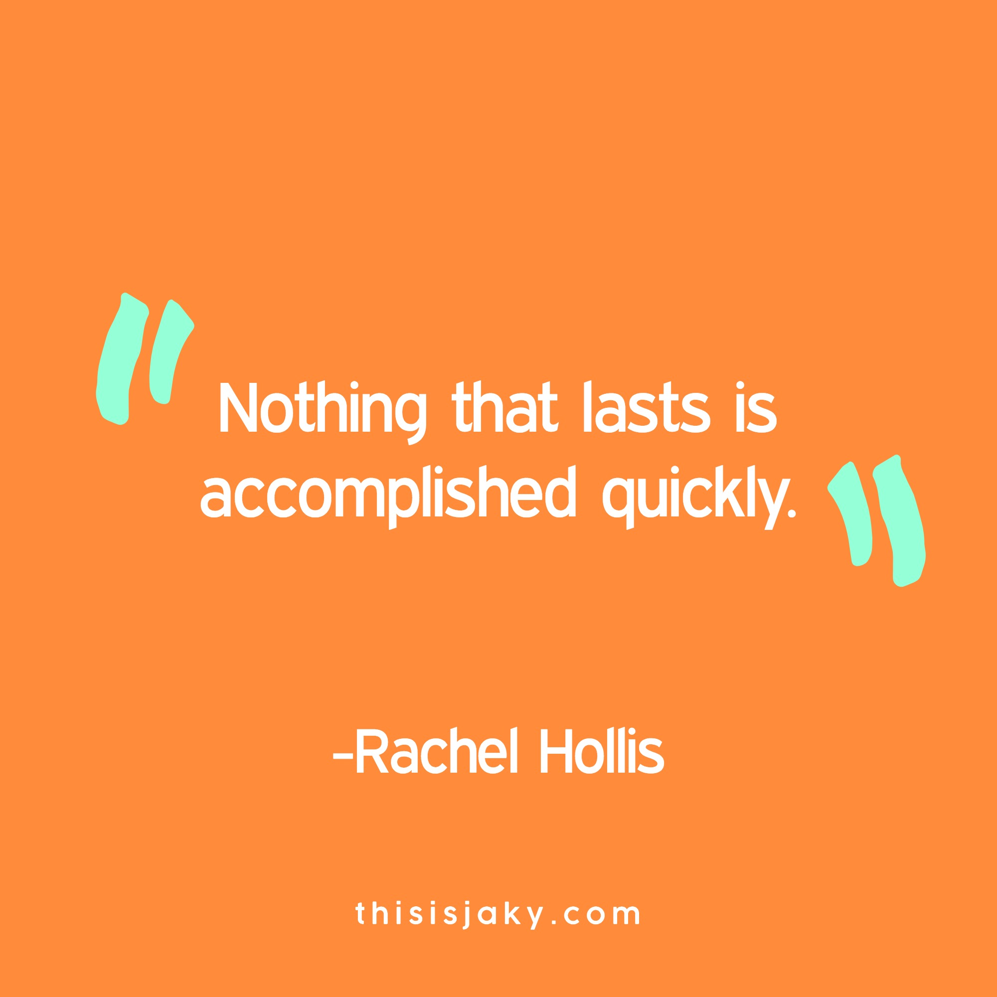 Rachel Hollis quotes 3